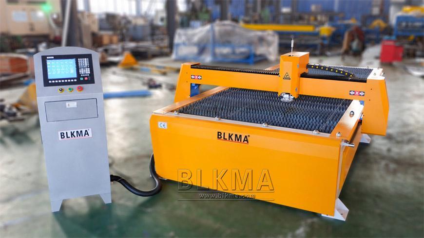 BA-1500*4000 Duct CNC Plasma cutting machine