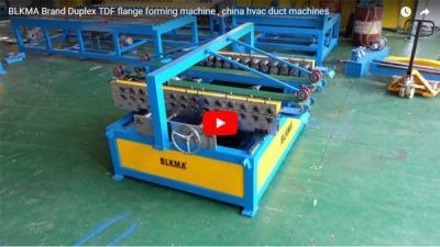 Round Duct Elbow Machine - Anhui Blackma Heavy Industrial