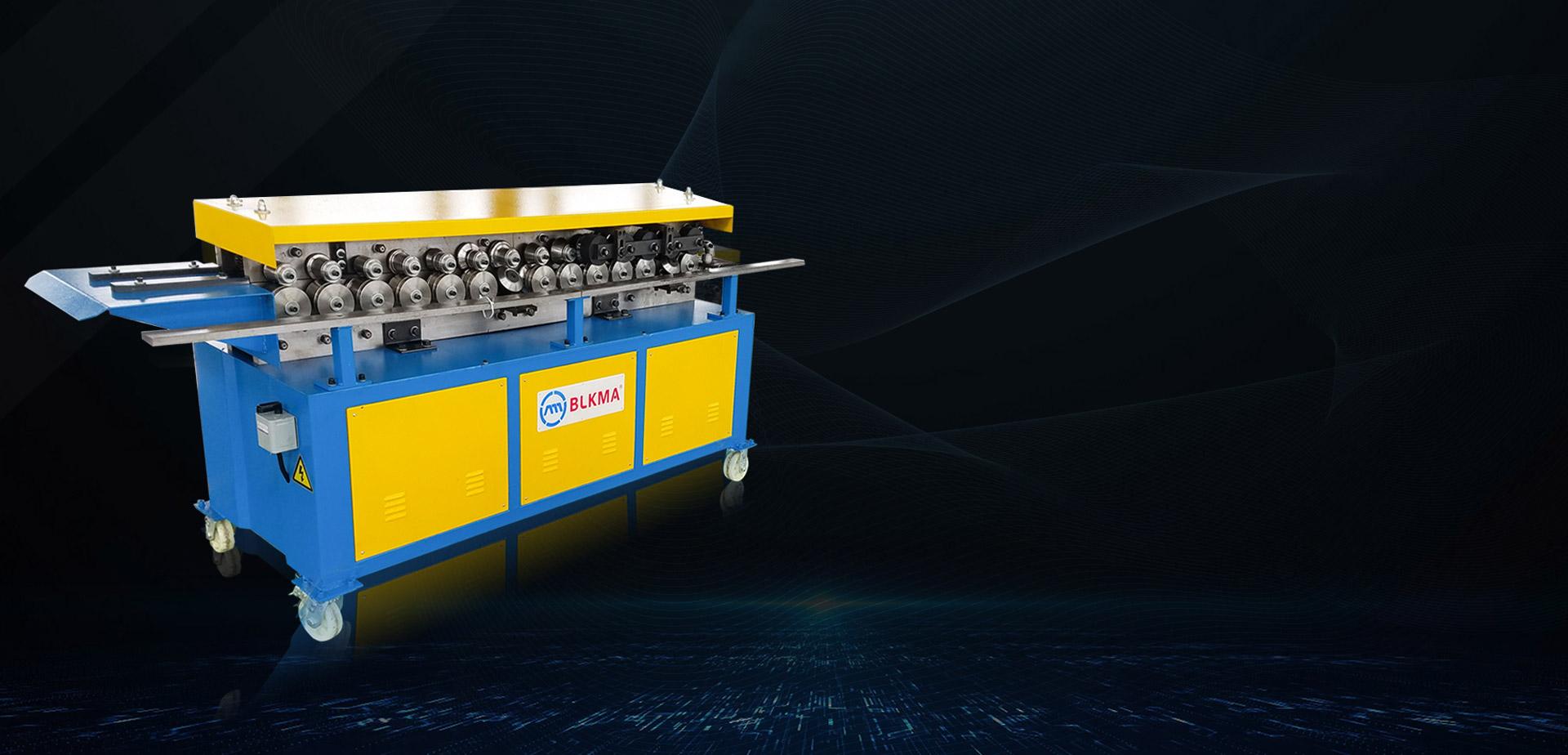 BLKMA Rectangular<br>Duct Making Machine